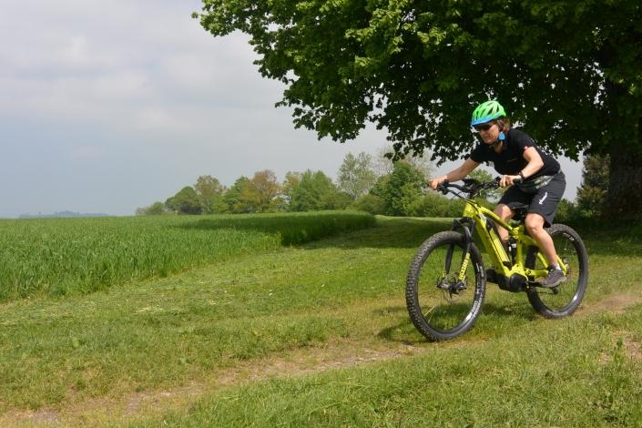 E Mountainbike Kurs Huttwil Bern