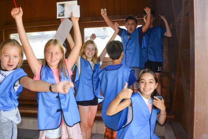Team Gewinner Schulreise Sommer