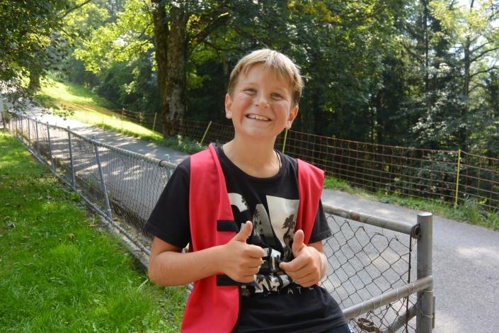 Natur Schulreise Sommer Rätselspass